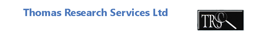 Thomas Research Services Ltd